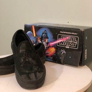 Darth Vader vans